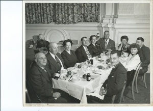 1950 OREGON FAIR CONVENTION BANQUET1